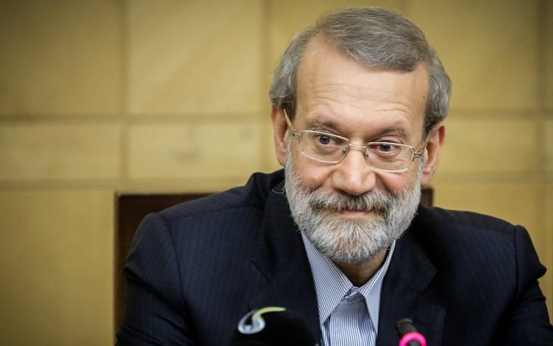لاریجانی: ۳ رهبر اروپایی گفتند در برجام بمانید ما تامین میکنیم