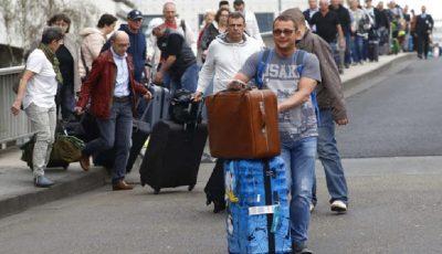 با اعتصاب بخش عمومی، صدها پرواز در آلمان کنسل شد