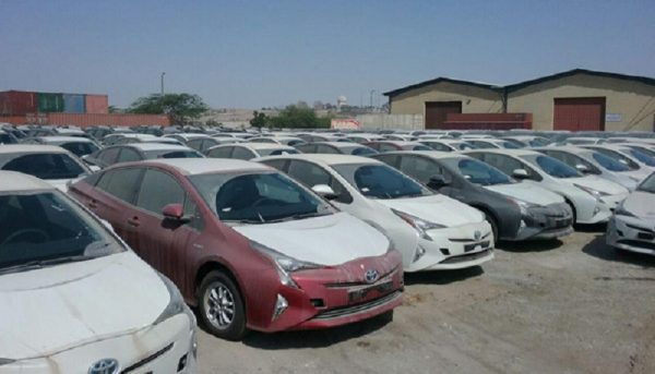 بیکاری ۱۰ هزار نفر در پی ممنوعیت واردات خودرو