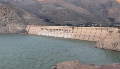 ذخیره آبی ۷۳ سد مهم کشور کمتر از ۴۰ درصد شد