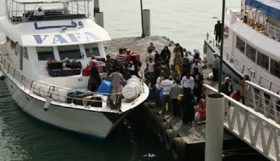 سازمان بنادر و دریانوردی عضو ستاد مرکزی خدمات سفر شد