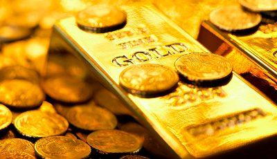 افزایش یک دلاری قیمت طلا در بازار جهانی