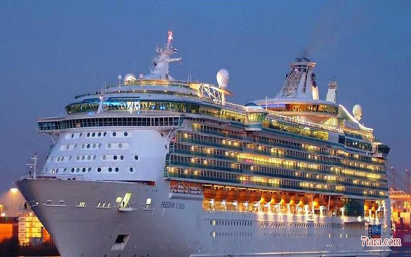 استقبال از ورود کشتیهای بینالمللی گردشگری به بنادر کشور