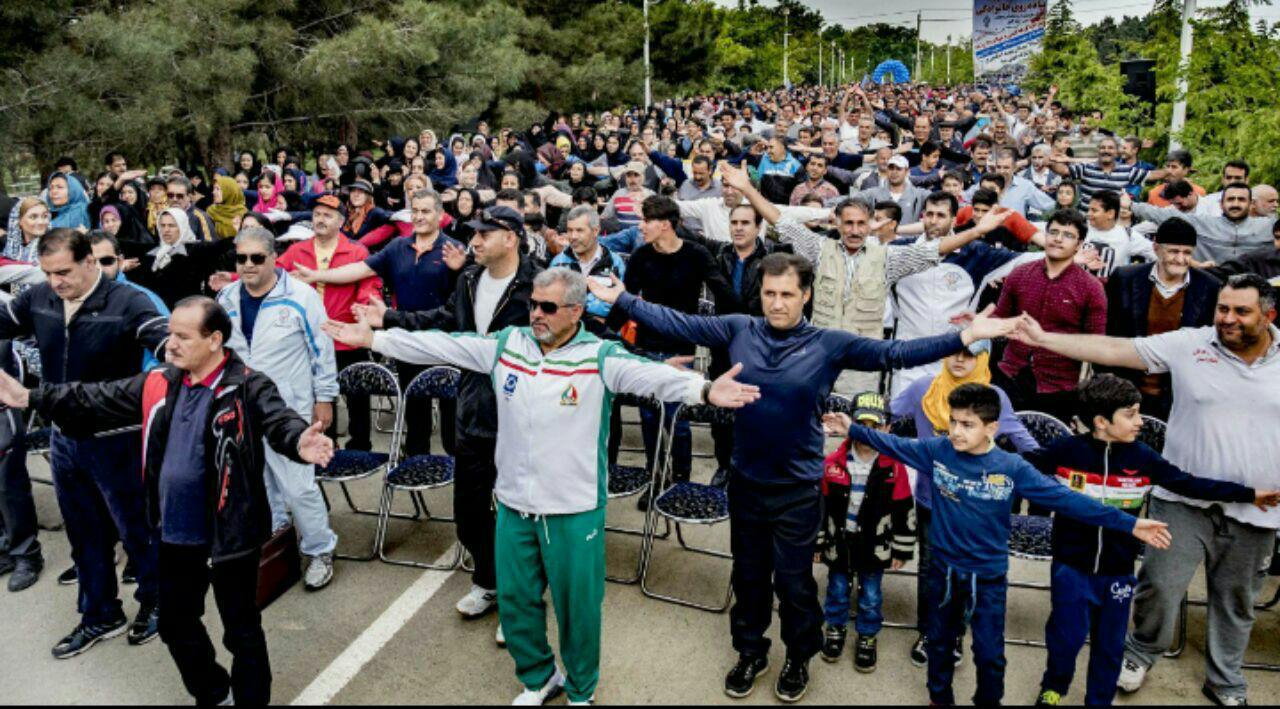 ایرانیها بیشتر چه ورزشهایی میکنند؟