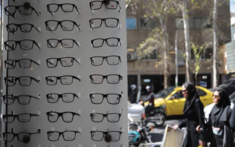 وقتی بازار عینک در ایران، توسط خارجیها قبضه میشود