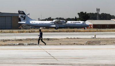 تاخیر ۴ ساعته پرواز اصفهان با نقص فنی لحظهآخری