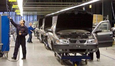 ازسرگیری تولید خودروهای ایرانی در بلاروس