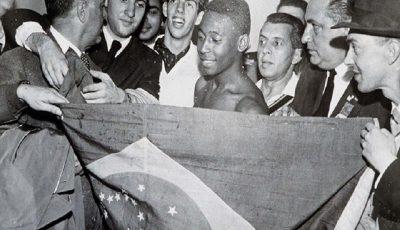 روزی که کشور فوتبال متولد شد