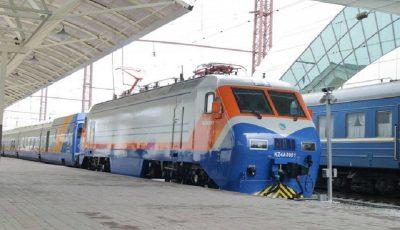 قطار برقی تهران–مشهد ۲ ماه آینده کلید میخورد
