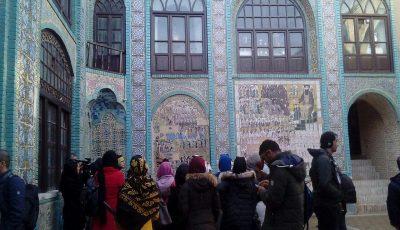 ایران در میان امنترین کشورها برای گردشگران خارجی