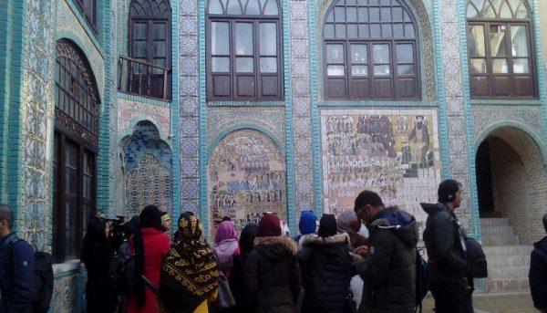 اعضای سازمان جهانی گردشگری در راه ایران