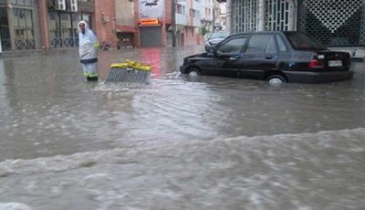آلودگیهای محیط زیستی آبهای سطحی یکی از معضلات شهر تهران است