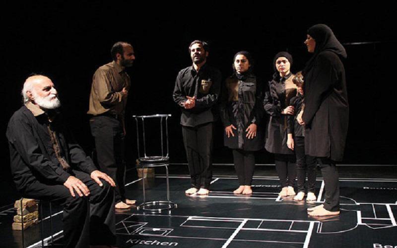تمدید زمان نمایش سانتیمتر تا ۲۱ اردیبهشت در تماشاخانه ایرانشهر