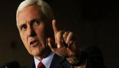 ادعای معاون رئیسجمهور آمریکا علیه ایران