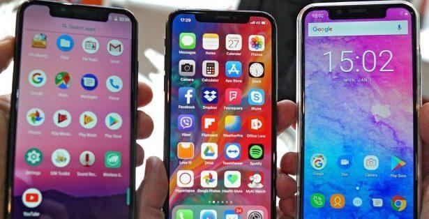 سامسونگ موبایلی با بریدگی نمایشگر میسازد؟