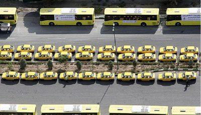 تعیین نرخ کرایه انواع وسایل حملونقل عمومی