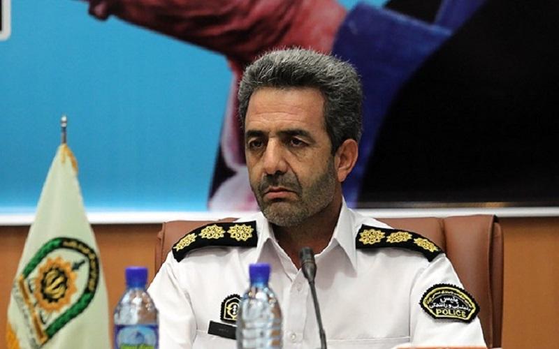 باران معابر بزرگراهی و ورودی تهران را قفل کرد