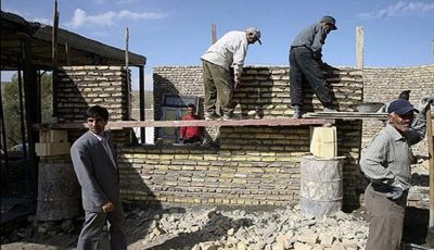 کار سقفگذاری ۱۶۰۰ واحد مناطق زلزلهزده پایان یافت