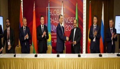 موافقتنامه تجارت ترجیحی ایران با کشورهای اوراسیا امضا شد