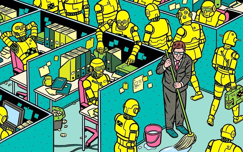 210 میلیون شغل جهان در معرض انقراض