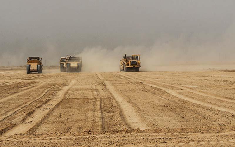 توافق ایران و چین برای اجرای طرح احیای اراضی خوزستان