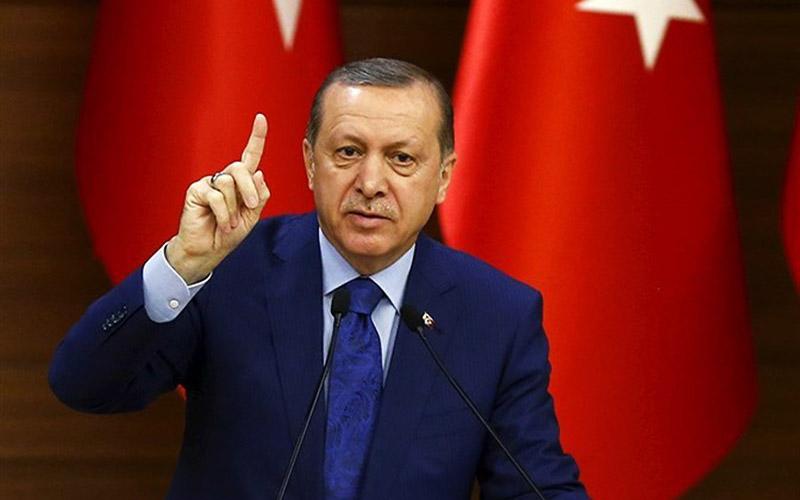 اردوغان از آغاز عملیات نظامی در شمال سوریه خبر داد