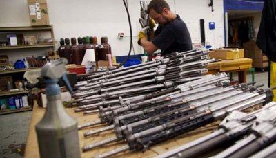 جهش سهام شرکتهای اسلحهسازی آمریکا