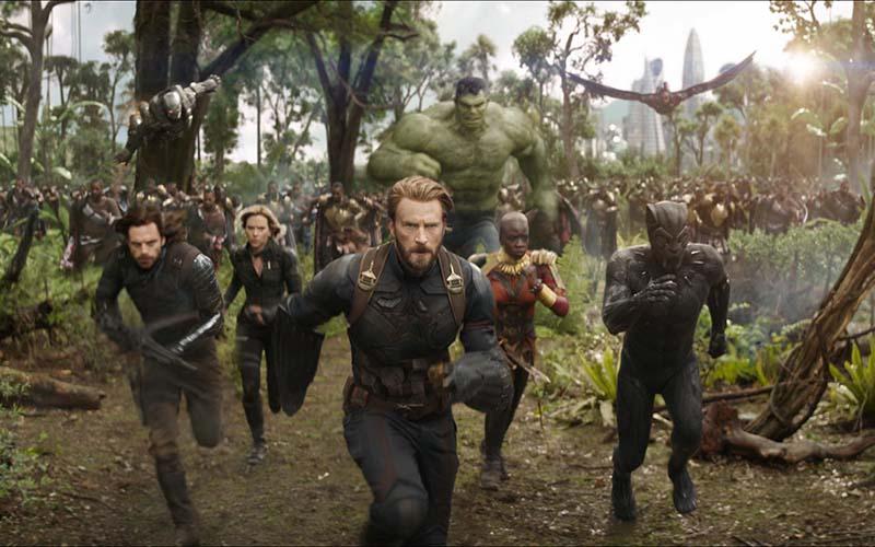 جنگ ابدیت انتقامجویان سینماها را به آتش میکشد