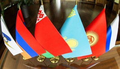 موضوع عضویت ایران در اتحادیه اقتصادی اوراسیا مطرح نیست