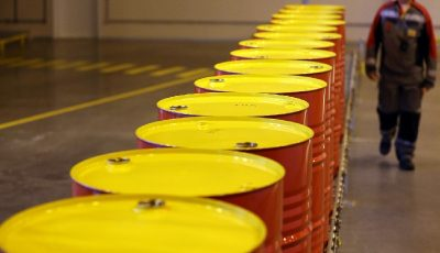 تولید نفت انگلیس در دریای شمال افزایش یافت