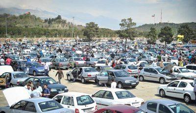 قیمت خودرو در اولین روز پاییز