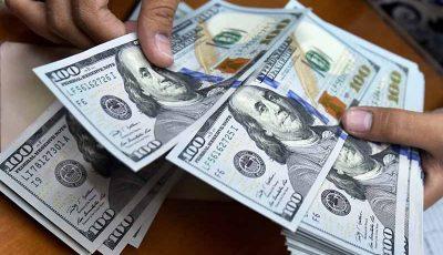 نرخ انواع ارز افزایش یافت