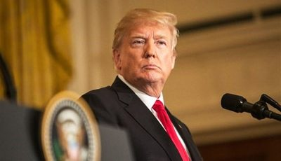 دستور ترامپ به ارتش برای تاسیس «نیروی فضایی»