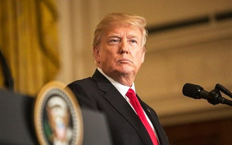 انتقاد ترامپ از افزایش نرخ سود بانکی