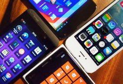 کف بازار / قیمت انواع تلفن همراه پس از خروج آمریکا از برجام