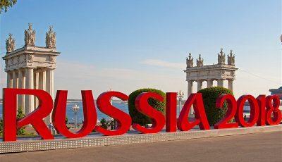 جام جهانی چقدر برای روسیه آب میخورد؟