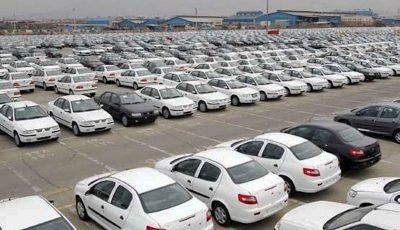 بازار خودرو ۹۰ درصد حباب است