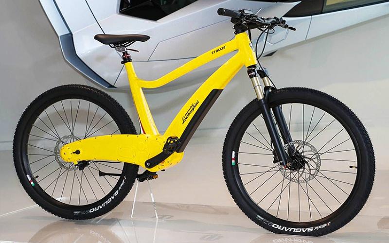 دوچرخه الکتریکی لامبورگینی در راه است
