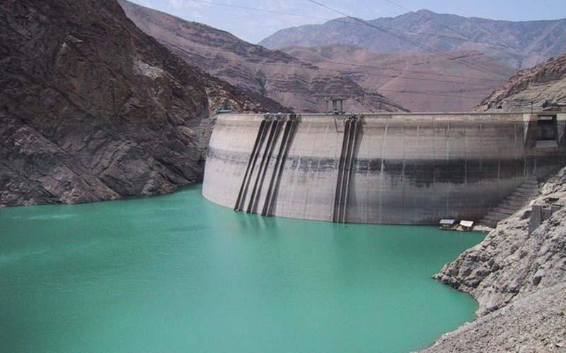 نیمی از سدهای بزرگ کشور کمتر از 40 درصد آب ذخیره شده دارند