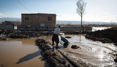 خسارت ۲۰۰ میلیونی سیل به روستاهای ارومیه