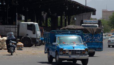 بازار میوه و ترهبار تهران از نمای نزدیک (گزارش تصویری)