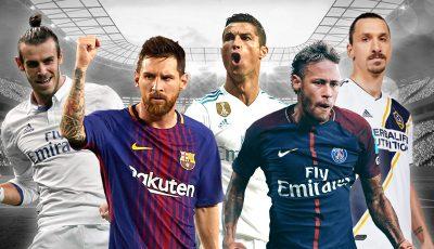 ستارگان فوتبال چقدر درآمد از تبلیغات دارند؟