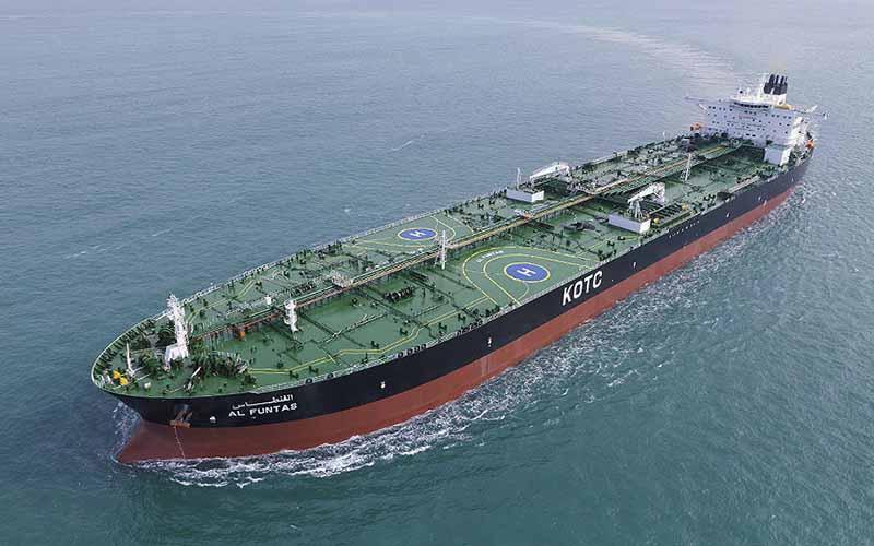 صادرات میعانات گازی از سر گرفته شد