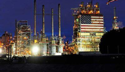 صادرات نفت آمریکا در ۲۰۱۸ دو برابر شد