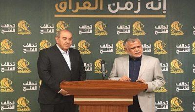 تاکید علاوی و العامری بر تشکیل کابینه به دور از مداخله خارجی