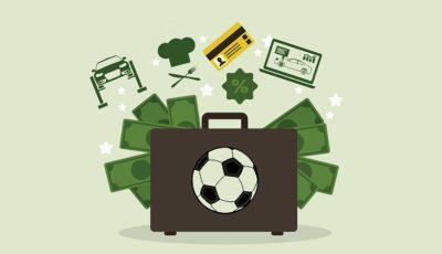 راز موفقیت اقتصادی فوتبالیستها