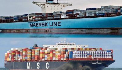 تردید 2 شرکت بزرگ حملونقل دریایی برای تعامل با ایران پس از خروج آمریکا از برجام