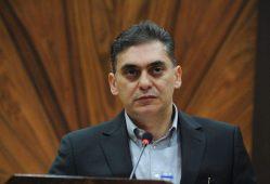 محمد لاهوتی، رئیس کنفدراسیون صادرات ایران