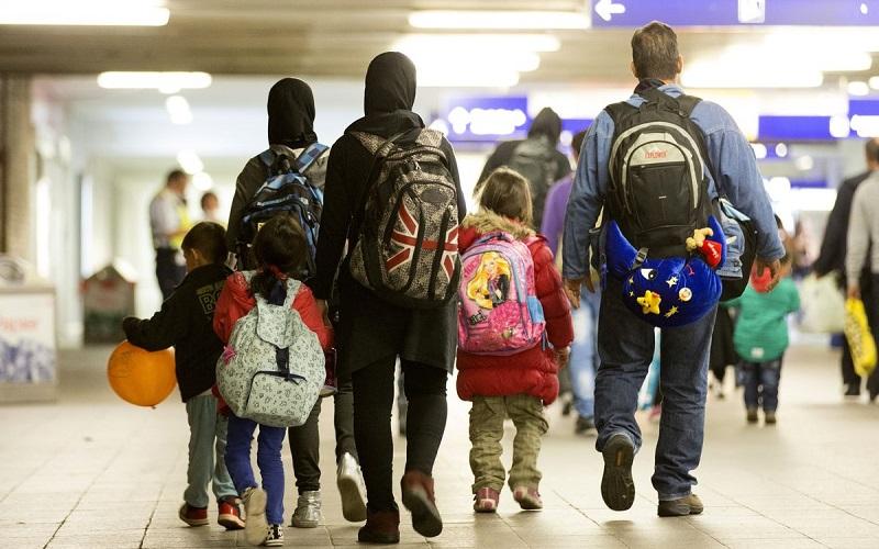 مقاصد جذاب مهاجران