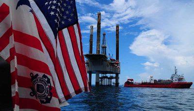 سقوط صادرات نفت آمریکا به اروپا